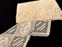 Bobbin lace No. 75010 ecru | 30 m