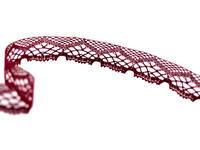 Bobbin lace No. 75019 violet | 30 m