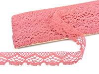 Bobbin lace No. 75019 rose | 30 m