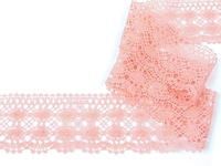Bobbin lace No. 75076 light pink II. | 30 m