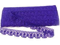 Bobbin lace No. 75088 purple I. | 30 m