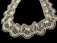 Bobbin lace No. 75116 ecru | 30 m
