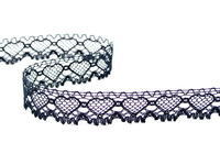 Bobbin lace No. 75133 black | 30 m