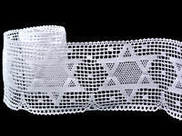 Bobbin lace No. 75138 white | 30 m