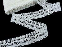 Bobbin lace No. 75202 bleached linen | 30 m