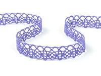 Bobbin lace No. 75244 purple II. | 30 m