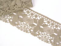 Bobbin lace No. 75290 natural linen | 30 m