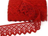 Bobbin lace No. 75293 light vinaceous | 30 m