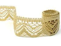 Bobbin lace No. 75301 toffee | 30 m