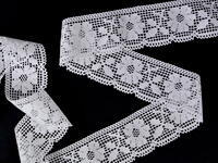 Bobbin lace No. 75315 white  | 30 m