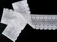 Bobbin lace No.75349 white | 30 m
