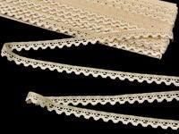 Bobbin lace No. 75355 ecru | 30 m