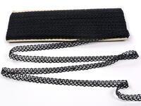 Bobbin lace No. 75405 black | 30 m