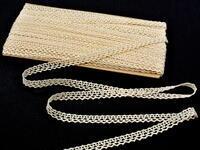 Bobbin lace No. 75405 ecru | 30 m