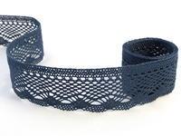 Bobbin lace No. 75414 ocean blue | 30 m