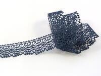 Bobbin lace No. 81032 ocean blue | 30 m