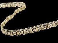 Bobbin lace No. 81197 ecru | 30 m