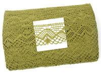 Bobbin lace No. 81294 khaki | 30 m