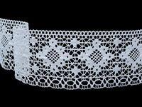 Bobbin lace No. 81679 white | 30 m