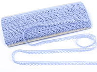 Bobbin lace No. 82195 light blue | 30 m