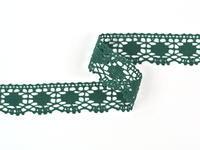 Bobbin lace No. 82207 dark green | 30 m