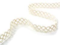 Bobbin lace No. 82212 ecru | 30 m