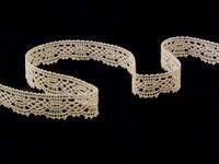 Bobbin lace No. 82236 ecru | 30 m