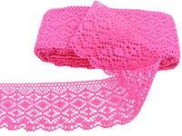 Bobbin lace No.82336 fuchsia | 30 m