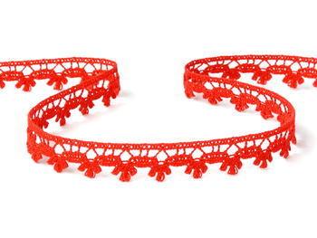 Bobbin lace No. 73010 red | 30 m - 1