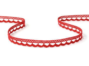 Bobbin lace No. 73012 light vinaceous   30 m - 1