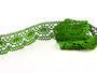 Bobbin lace No. 75032 grass green | 30 m - 1/4