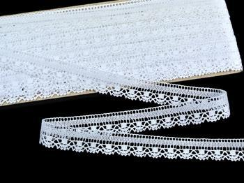 Bobbin lace No. 75079 white | 30 m - 1