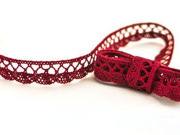 Bobbin lace No. 75428/75099 red bilberry | 30 m - 1