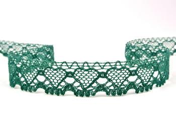 Bobbin lace No. 75133 dark green | 30 m - 1
