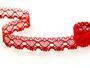 Bobbin lace No. 75133 red | 30 m - 1/2