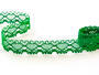 Bobbin lace No. 75133 grass green | 30 m - 1/2