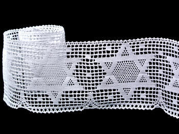 Bobbin lace No. 75138 white | 30 m - 1