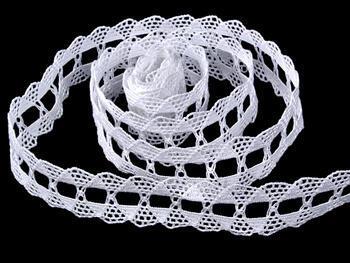 Bobbin lace No. 75170 white | 30 m - 1
