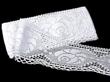 Bobbin lace No. 75183 white | 30 m - 1
