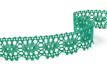 Bobbin lace No. 75187 light green | 30 m - 1