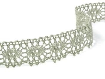 Bobbin lace No. 75187 dark linen | 30 m - 1