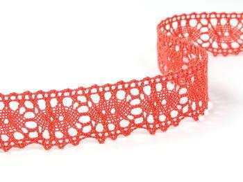 Bobbin lace No. 75187 coral | 30 m - 1