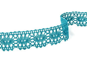 Bobbin lace No. 75187 aquamarine | 30 m - 1