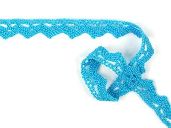 Bobbin lace No. 75207 turquoise | 30 m - 1