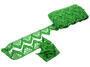 Paličkovaná krajka vzor 75221 trávová zelená   30 m - 1/4