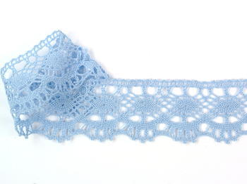 Bobbin lace No. 75238 light blue 2 | 30 m - 1