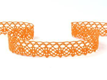 Bobbin lace No. 75239 rich orange | 30 m - 1