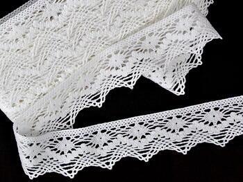 Bobbin lace No. 75251 white | 30 m - 1