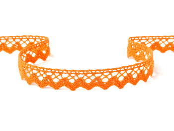 Bobbin lace No. 75259 orange | 30 m - 1