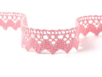 Bobbin lace No. 75260 pink | 30 m - 1
